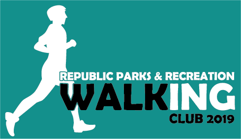 2019 Walking Club Logo