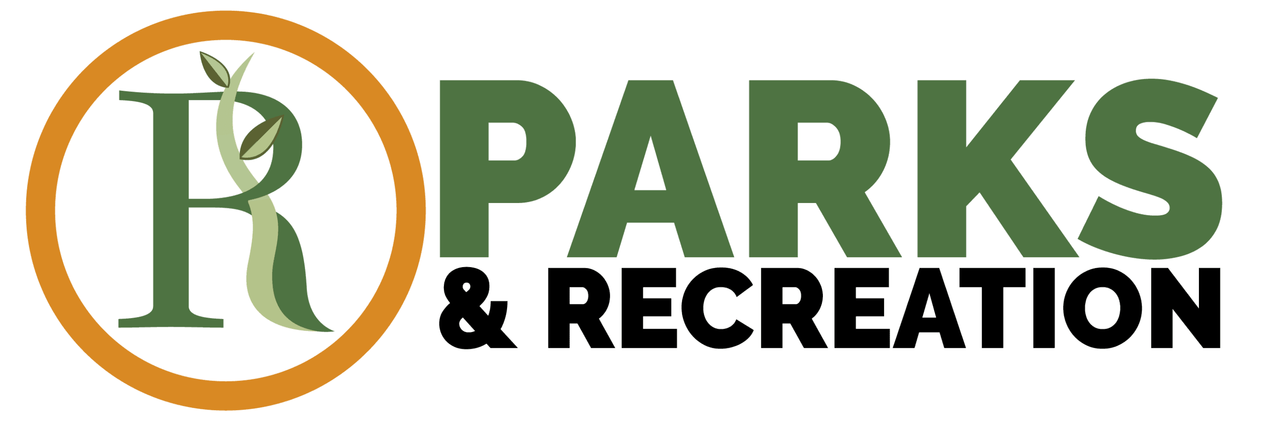Parks Recreation Logo