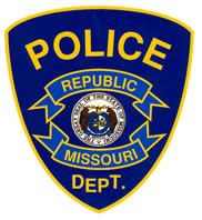 Image of the Republic Police Department emblem.